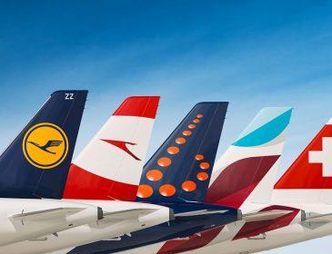 Grupul Lufthansa va uniformiza configurația Airbusurilor A320 pe care le va recepționa din 2019