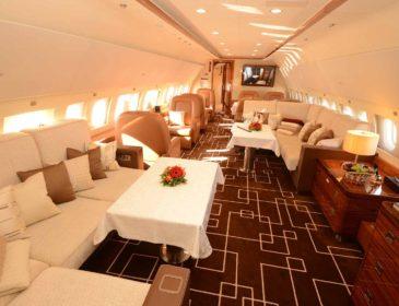 Airbus prezintă ACJ319 la Jet Expo în Moscova