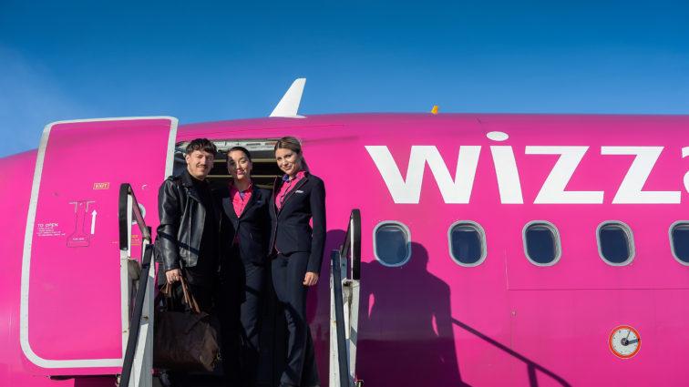 Wizz Air sărbătorește 100.000 de pasageri transportați pe ruta București – Cluj-Napoca