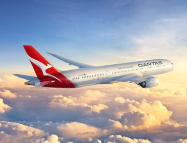Qantas a făcut oficial noul logo, interiorul și noul livery al Boeing-urilor 787-9 Dreamliner