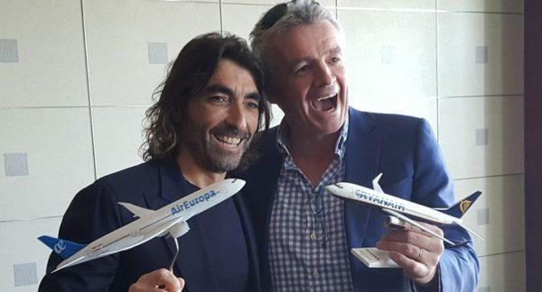 Ryanair a încheiat un parteneriat cu Air Europa pentru rezervarea unor zboruri lung-curier cu plecare din Madrid