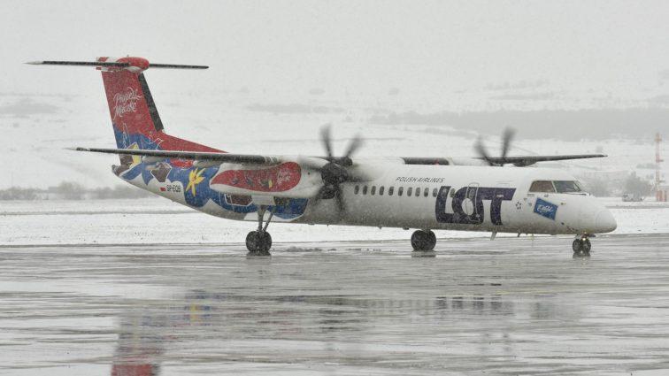 Compania aeriană LOT Polish Airlines se dezvoltă la Cluj – Napoca