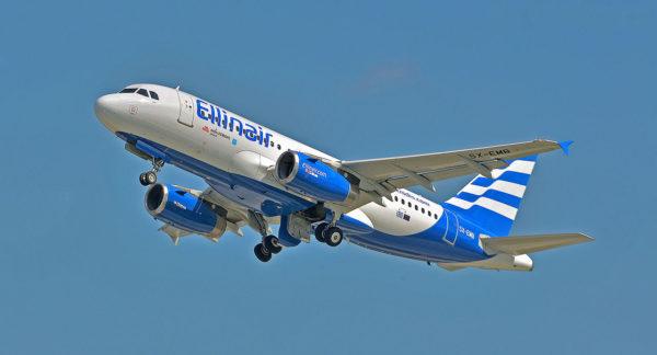 Ellinair va zbura și în sezonul de vară al anului viitor din Salonic către Cluj-Napoca și București