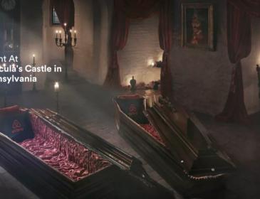 Câștigă o noapte de Halloween de neuitat în Castelul Bran cu Airbnb
