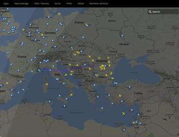 Probleme la Otopeni din cauza furtunii; câteva avioane au fost redirecționate către aeroporturi din Bulgaria sau Constanța (Actualizat)