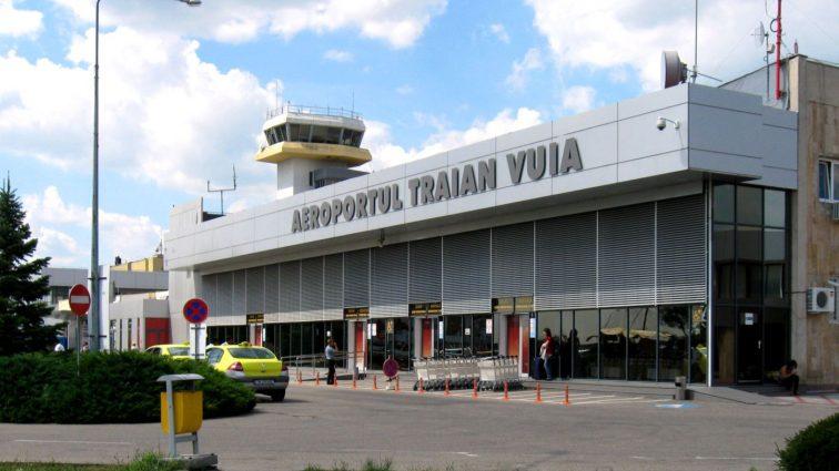 Trafic în creștere pe Aeroportul Internațional Timișoara