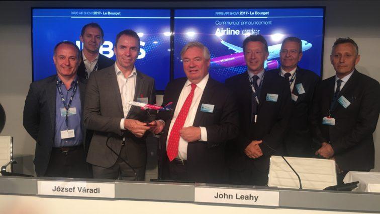 Wizz Air a comandat încă 10 Airbusuri A321ceo; vor fi livrate începând de anul viitor