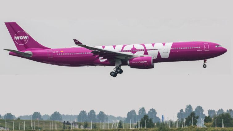WOW Air a inaugurat zborurile low-cost din Europa către San Francisco