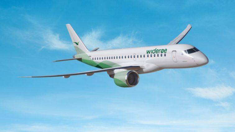 Operatorul Wideroe din Norvegia va fi clientul de lansare al modelului Embraer E190-E2