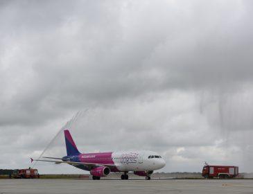 Wizz Air a început zborurile pe ruta Suceava – Milano Bergamo