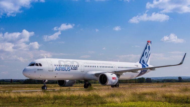 Wizzair prezintă și testează pentru prima oară A321neo