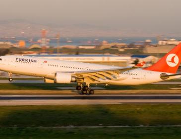 Turkish Airlines va zbura către Caracas (Venezuela) și Havana (Cuba) din Decembrie