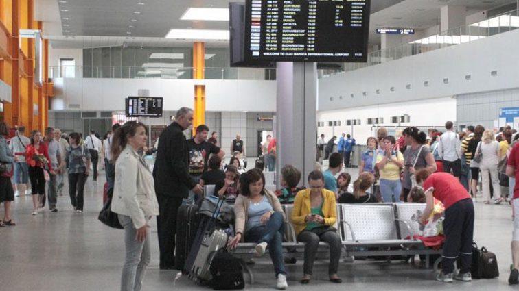 """Traficului aerian pe Aeroportul Internațional """"Avram Iancu"""" Cluj a crescut semnificativ în prima jumătate a anului 2016"""