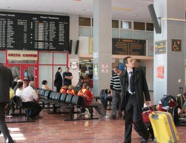 Trafic în creștere pe Aeroportul Timișoara în prima jumătate din 2016