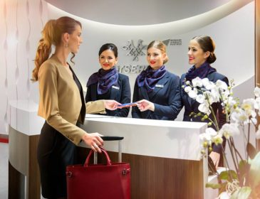 Chiar și pasagerii care zboară în Economy au acum acces în Premium Lounge-ul Air Serbia din Belgrad