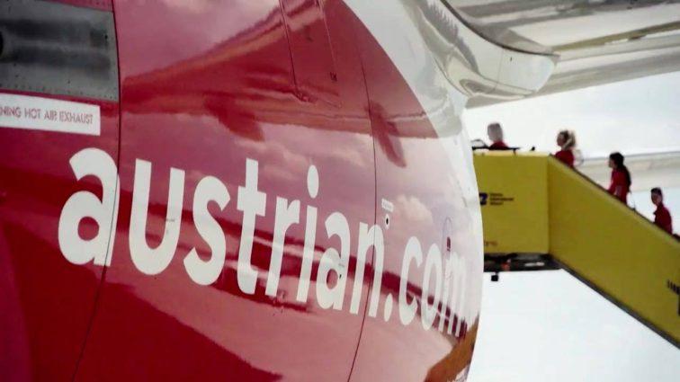 Austrian Airlines aniversează 60 de ani de activitate (VIDEO)