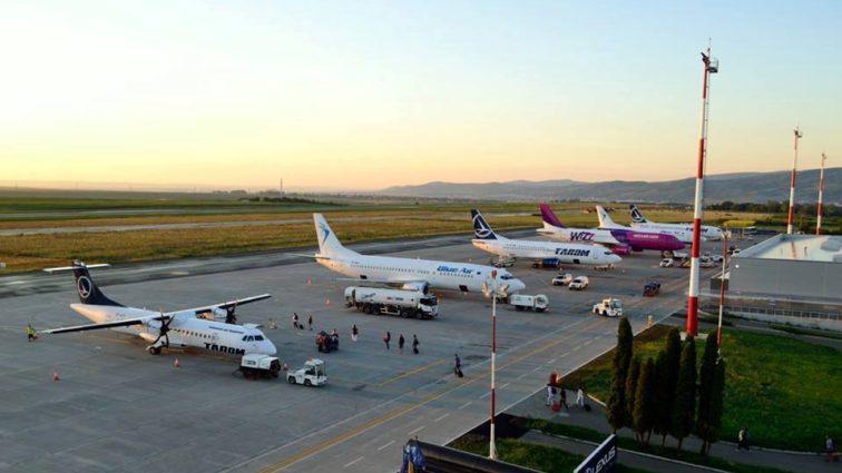 Peste 230000 de pasageri la Iași în primul trimestru și posibile zboruri către Frankfurt, Atena, Dublin, Varșovia și Zagreb