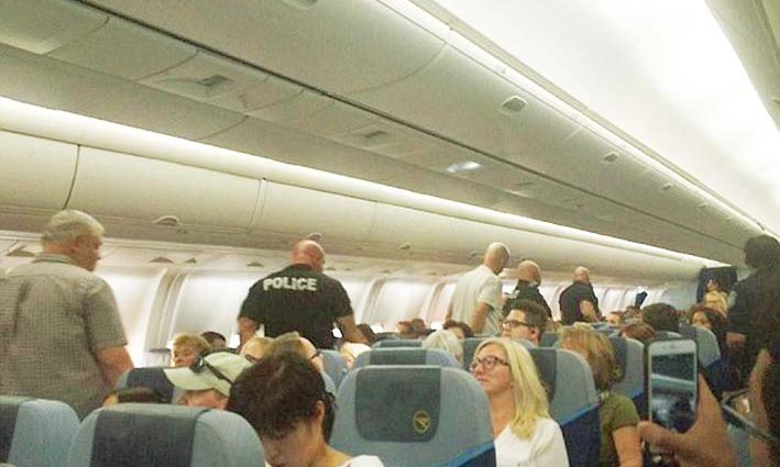 Numărul pasagerilor ce creează probleme în timpul zborurilor este în scădere