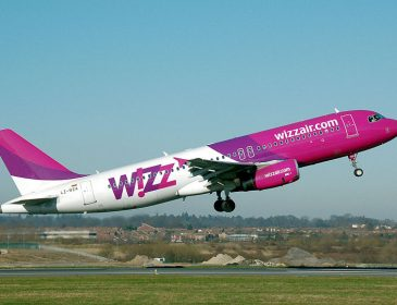 Wizz Air va deschide patru noi rute externe de pe Aeroportul Internațional Cluj până la sfârșitul anului 2016