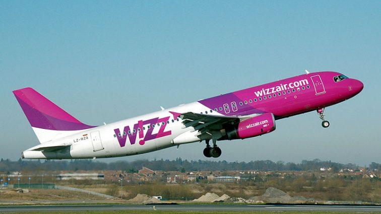 Alertă cu bombă pe un zbor Wizzair pe ruta Cluj-Napoca – Londra