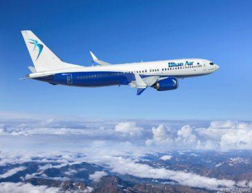 Blue Air comandă 6 Boeinguri 737 MAX 8 de la Boeing și închiriază alte 6 Boeinguri MAX 8 și 6 Boeinguri 737-800NG de la Air Lease Corporation