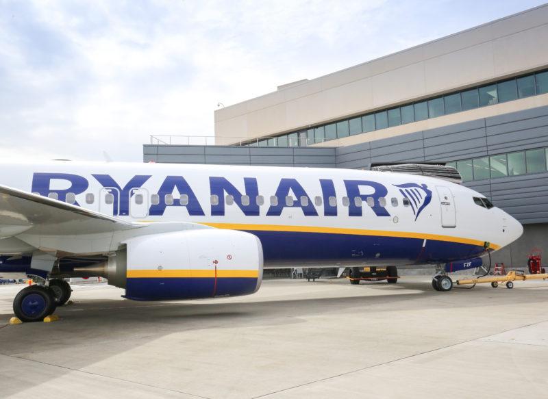 Ryanair își închide baza de la Timișoara, din cele 7 rute operate în prezent vor mai rămâne două