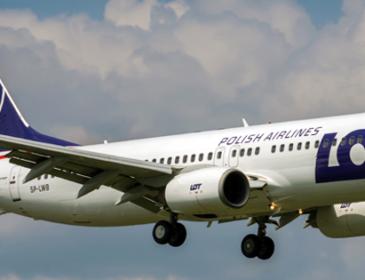 LOT Polish Airlines zboară acum la Astana și Kaliningrad