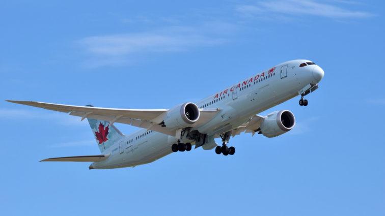 Air Canada va opera zboruri de la Montreal către Shanghai cu Boeing 787 Dreamliner din 2017