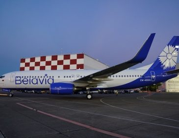 Un Boeing 737-800 al Belavia obligat să se întoarcă la Kiev după numai zece minute de la decolare