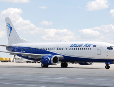 RUTE NOI: Blue Air va deschide mai multe zboruri interne și internaționale de la și către Constanța din Aprilie 2017 (Actualizat)