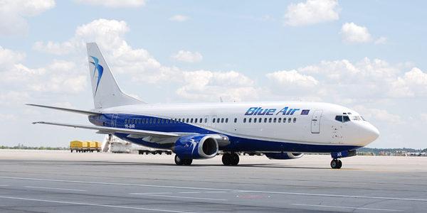 RUTĂ NOUĂ: Blue Air va opera ruta Iași – Munchen care a fost abandonată de TAROM