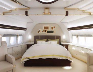 Boeing 747-8 VIP – mai mult decât o aeronavă superjumbo