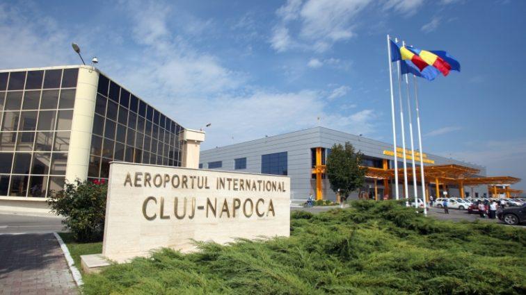 Aeroportul din Cluj beneficiază de noi rute și măriri de frecvențe în programul de vară 2017