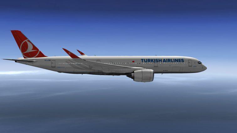 Turkish Airlines și Airbus semnează un contract pentru o posibilă comandă care ar include 25 de Airbusuri A350