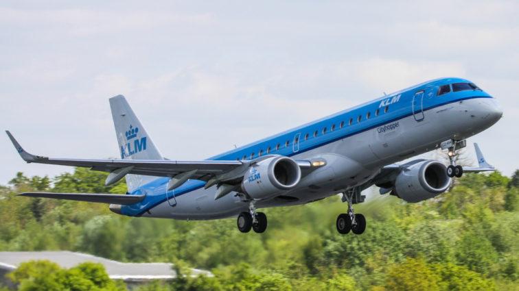 Amsterdam – Dublin cu KLM Cityhopper