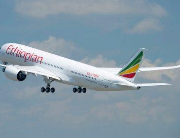 Ethiopian Airlines a devenit prima companie din Africa ce operează Airbus A350 XWB