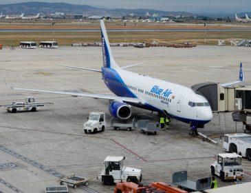Timpul minim pentru efectuarea check-in-ului online pentru zborurile Blue Air a fost modificat
