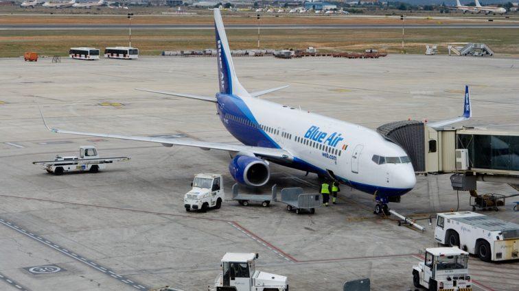 Rute noi: Blue Air va zbura din București către Helsinki și Oslo