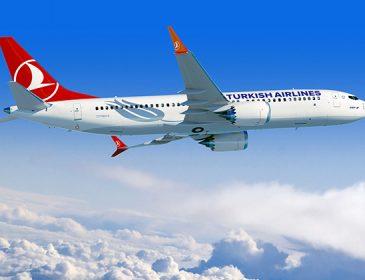 Turkish Airlines va introduce Boeinguri 737 MAX în serviciul comercial din Octombrie 2018; iată primele rute