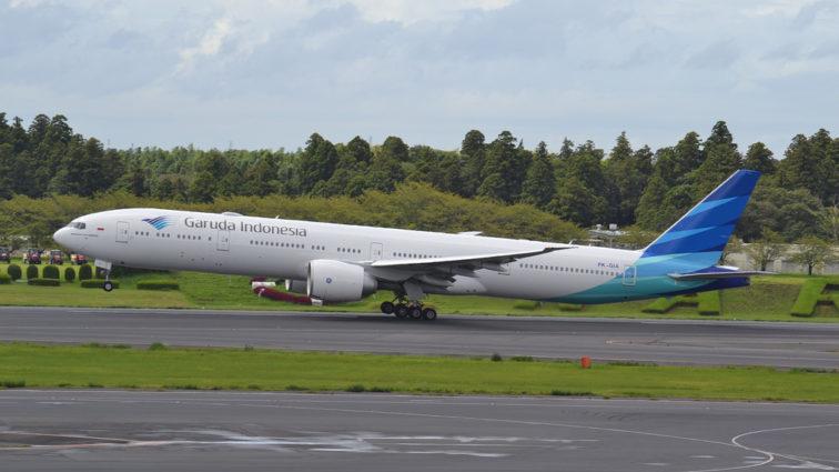 Garuda Indonesia intenționează să opereze zboruri către Los Angeles din 2017