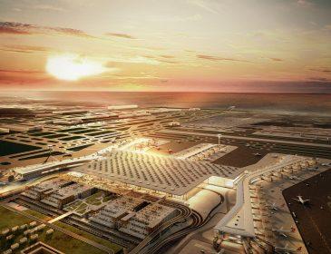 Istanbul New Airport – cel mai mare aeroport al lumii va înlocui deja terorizatul aeroport Ataturk din Istanbul în 2018 (Foto & Video)