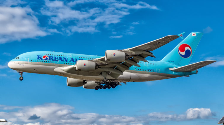 """Korean Air a anunțat că va introduce taxe de """"no-show"""" pentru pasageri"""