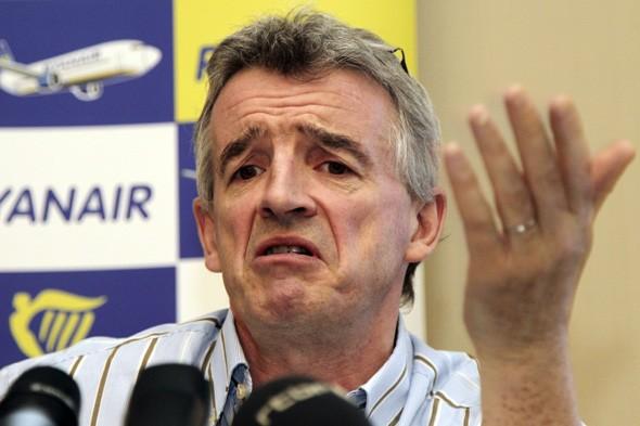 Poliția a descins în patru baze aeriene Ryanair din Germania