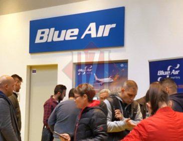 UPDATE: 16 pasageri ai unui zbor Blue Air de pe ruta Iași – Londra Luton au fost debarcați din avion fără explicații