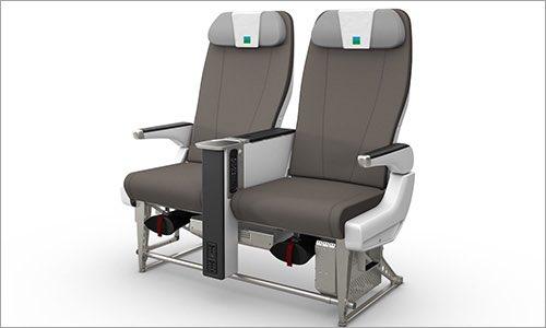 Scanele din Premium Economy - Airbus A330 LEVEL