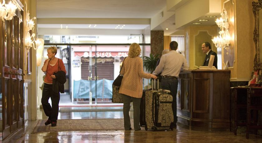 receptie hotel principe