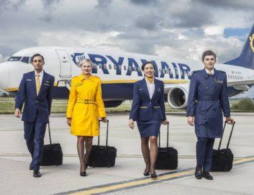 Ryanair: Recrutări de personal în București – 21 iulie 2016