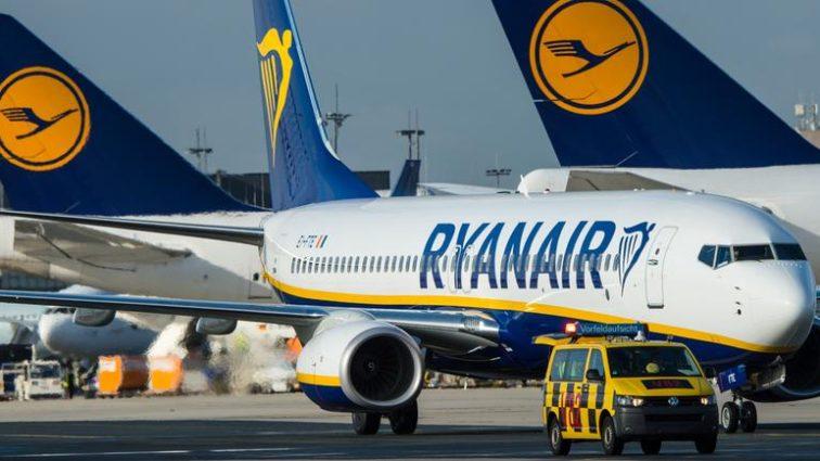 CEO-ul Ryanair anunță alte 20 de rute noi care vor fi operate din Frankfurt (FRA)
