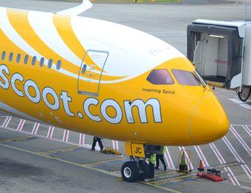Scoot, operatorul low-cost deținut de Singapore Airlines va zbura către Grecia din 2017 + ofertă