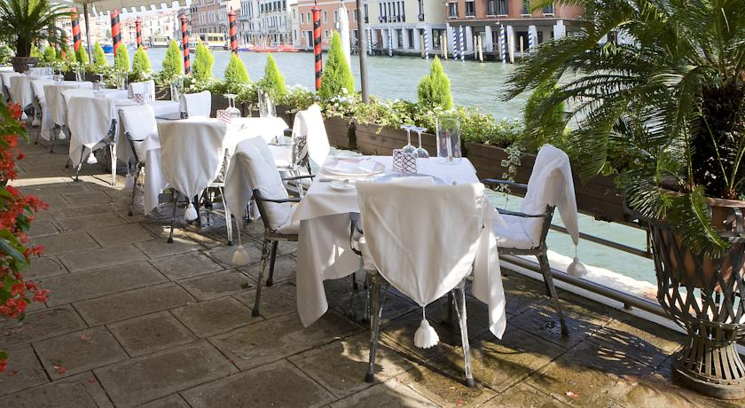 terasa hotel principe venetia